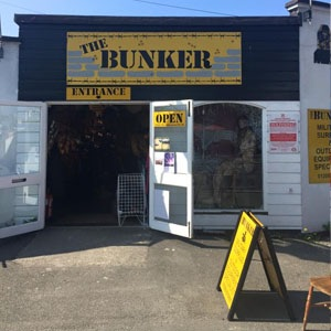 The Bunker Cornwall
