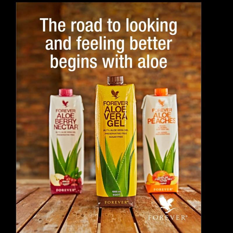 Fiona's Forever Living Products