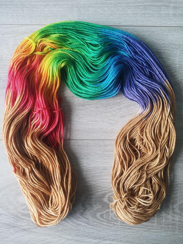 Hand Dyed Yarn Workshop