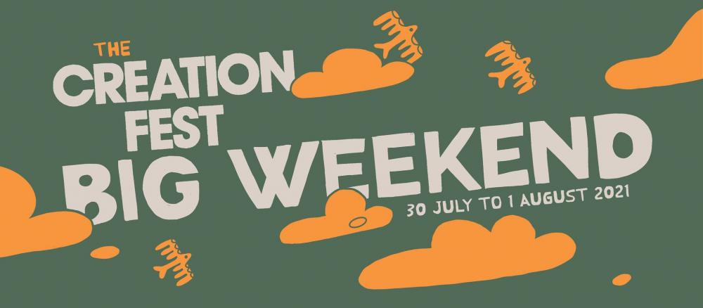 The Creation Fest Big Weekend 2021 - Weekend Camping